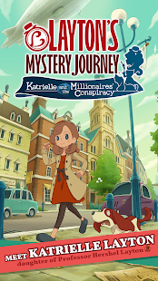 Layton's  Mystery Journey Screenshot