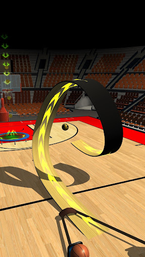Slingshot Basketball! modavailable screenshots 2