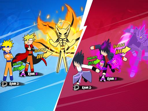 Stickman Ninja Fight - Shinobi Epic Battle 1.7 screenshots 6