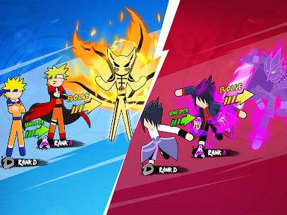 Stickman Ninja Fight – Shinobi Epic Battle Mod Apk 2.5 (A Large Number of Diamonds) 6