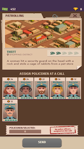 The Police: Cop Station Inc Tycoon Mod Apk 0.2.1 (Unlimited Money) 6