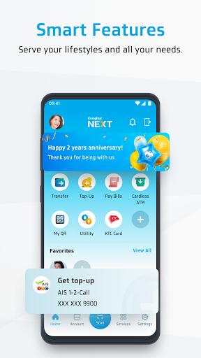 Download Krungthai NEXT mod apk 1