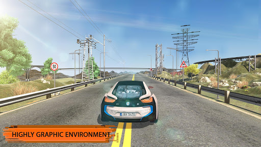 i8 Super Car: Speed Drifter 1.0 Screenshots 14