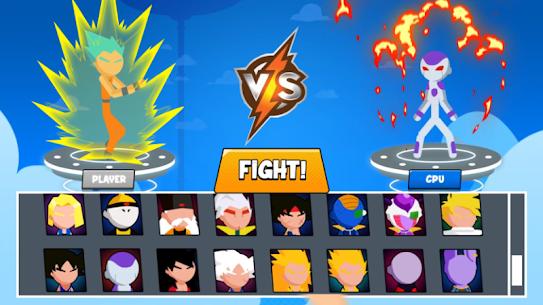 Super Dragon Stickman Battle Mod Apk (Unlimited Money) 8