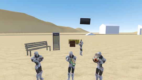 Sandbox Experimental Mod Apk 1.4.5 (God Mode + Free Shopping) 2