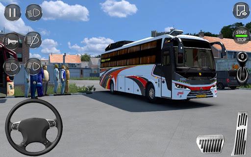 City Coach Bus Drive Simulator 2020 1.0 screenshots 1
