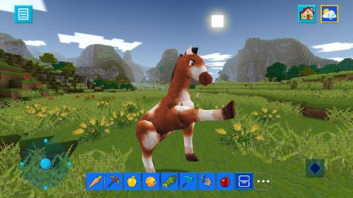 Terra Craft: Build Your Dream Block World 1.6.5 screenshots 5