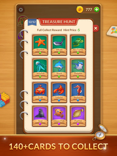 Word Card: Fun Collect Game apkslow screenshots 17