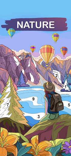 Art Games : Color by number 1.0.0 screenshots 4