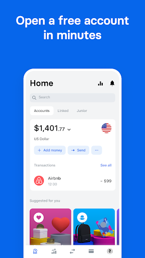 Revolut - Get more from your money 7.26 Paidproapk.com 2