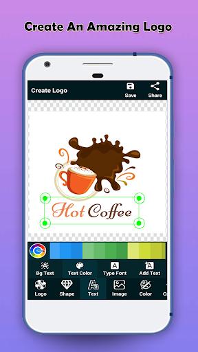 Logo Maker - Logo Creator & Poster Maker 2.1.3 Screenshots 1
