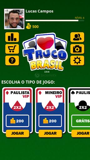 Truco Brasil - Truco online apkdebit screenshots 4