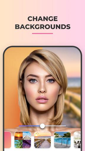 FaceApp - Face Editor, Makeover & Beauty App 4.3.3 screenshots 4