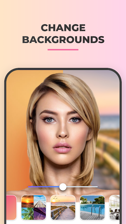 FaceApp - Face Editor, Makeover & Beauty App  poster 3