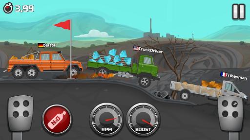 Truck Racing - Offroad hill climbing 1.9.3 screenshots 4