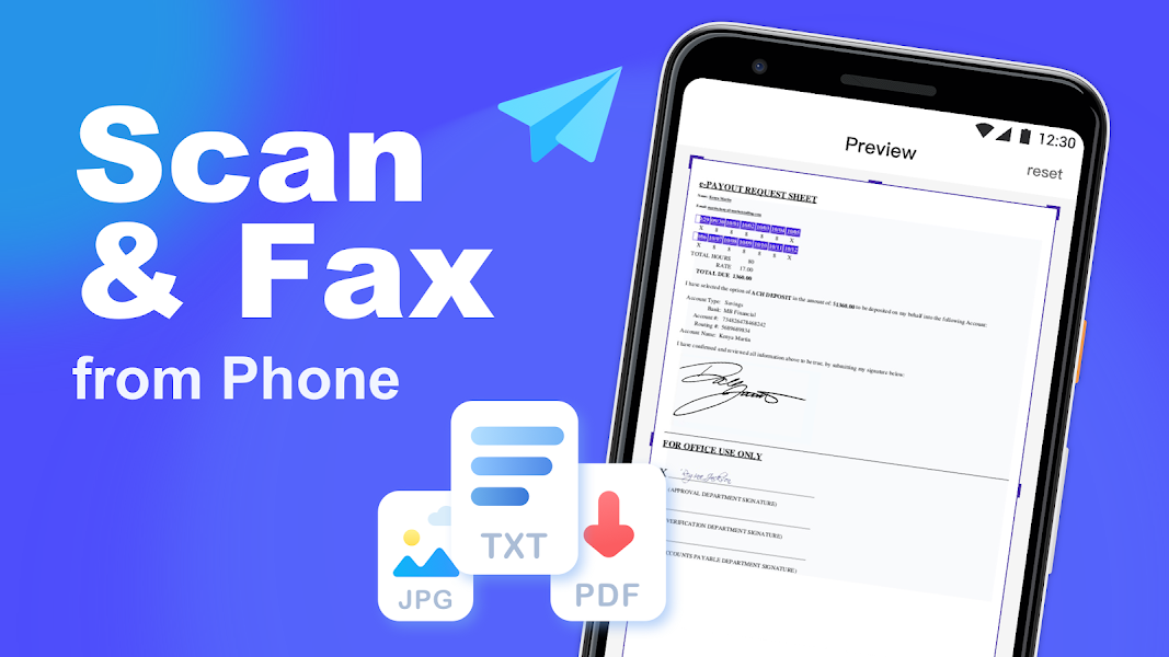 FAX - Free Fax App, Send Fax from Phone