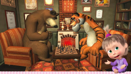 Masha and the Bear: Good Night! 1.3.1 screenshots 10