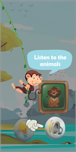 Animal Quiz: Cool animal sounds to learn 1