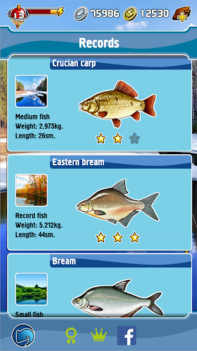 Pocket Fishing  screenshots 2