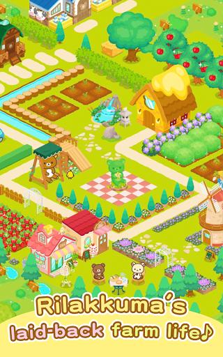 Rilakkuma Farm 3.7.0 screenshots 12