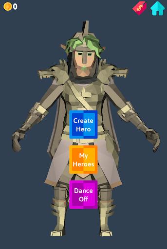 Fantasy Hero Creator  screenshots 3