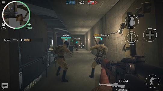 Descargar World War Heroes APK (2021) {Último Android y IOS} 5