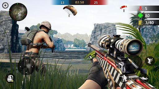 FPS Elite Strike - SWAT Gun Shooting Game 3D  screenshots 4
