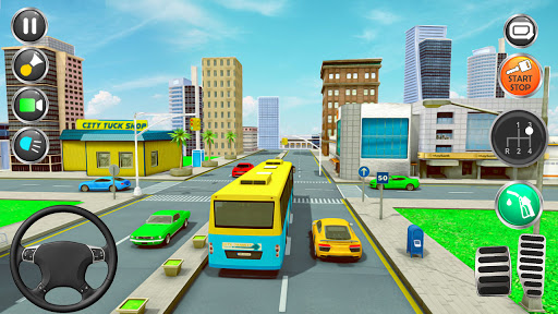 Coach Bus Simulator Games: Bus Driving Games 2020 1.4 screenshots 3