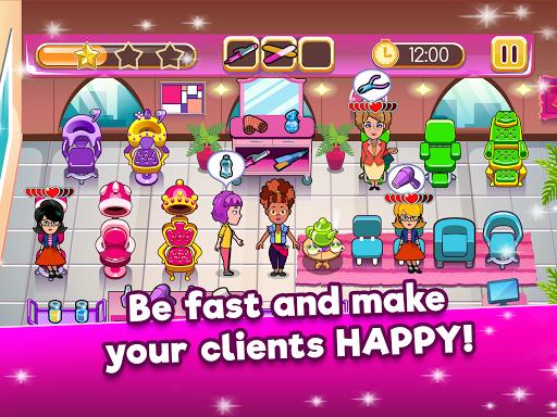 Top Beauty Salon -  Hair and Makeup Parlor Game  screenshots 8