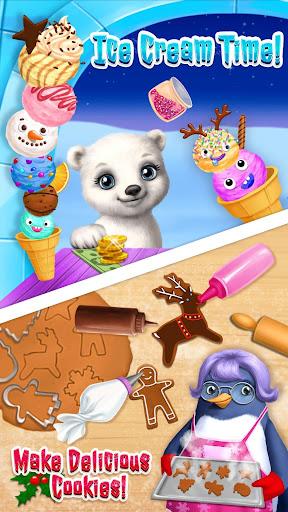 Christmas Animal Hair Salon 2  Screenshots 7