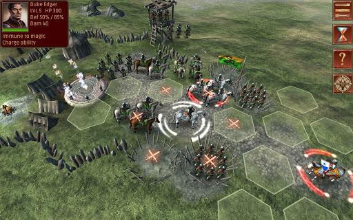 Hex Commander: Fantasy Heroes 4.7 screenshots 24