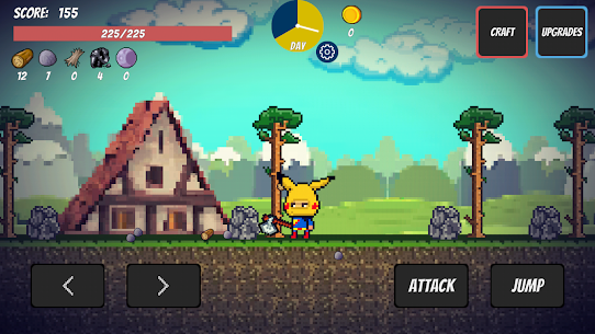 Pixel Survival Game Mod Apk 2.24 (A Lot of Gold Coins, Diamonds) 5