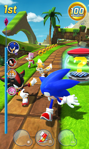 Sonic Forces u2013 Multiplayer Racing & Battle Game 3.8.2 screenshots 1