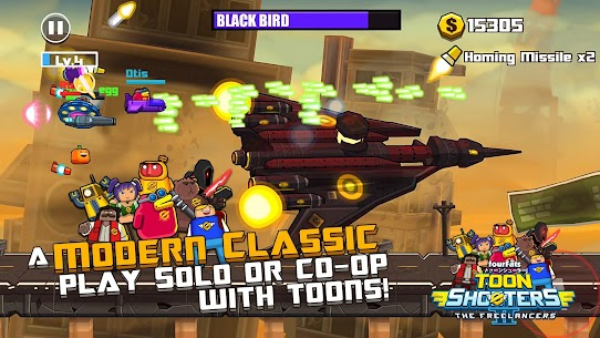 Toon Shooters 2 MOD (Unlimited Money/Gems) 1