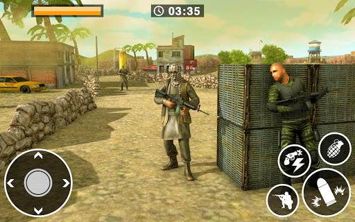 Counter Terrorist Critical Strike Force Special Op 4.4 screenshots 4