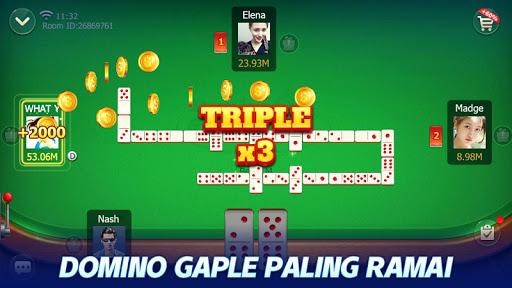 Domino QiuQiu 2020 - Domino 99 u00b7 Gaple online android2mod screenshots 15