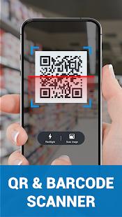 Free QR Scanner - Barcode Scanner, QR Code Reader