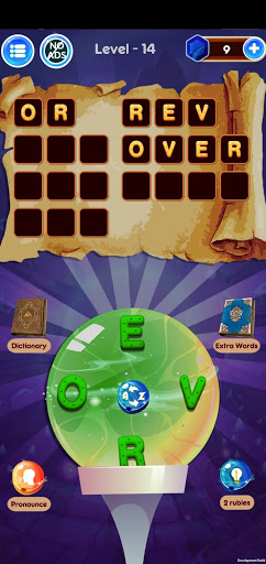 Word Wizard Puzzle - Connect Letters 4.1.7 screenshots 10