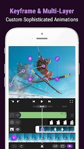 Motion Ninja - Pro Video Editor & Animation Maker 1.3.6 (Pro)