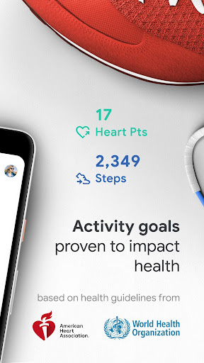 Google Fit: Pemantauan Kesehatan dan Aktivitas