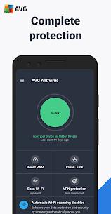 Free AVG AntiVirus  Security 4