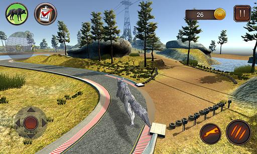 Wolf Dog Simulator 1.0.6 screenshots 8