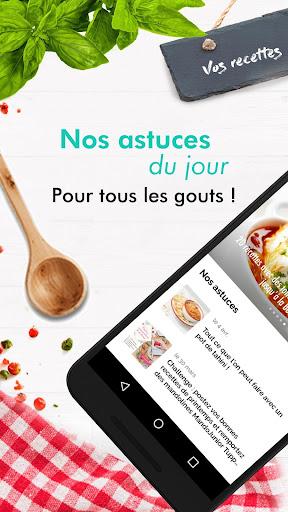 Cuisine Actuelle - idu00e9es recettes 2.6.4 Screenshots 1