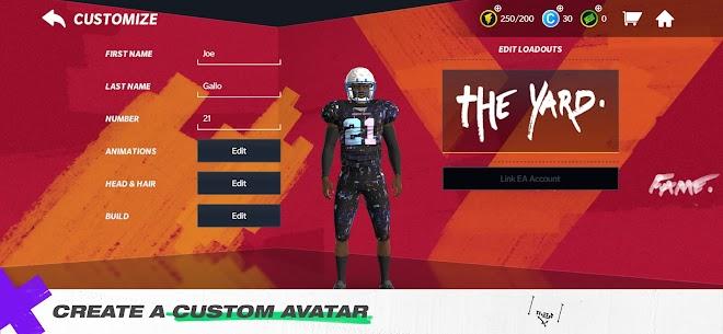 Madden NFL 21 Mobile Football APK MOD HACK (Dinero Ilimitado) 5