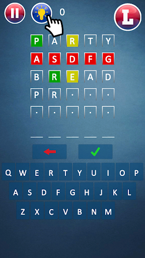 Lingo! - Word Game - 5-6-7 Letter apkpoly screenshots 14