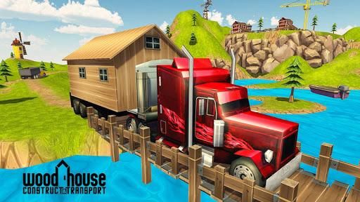 Wood House Construction Simulator 1.1 screenshots 4