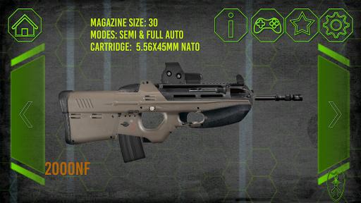 Guns Weapons Simulator Game 1.2.1 screenshots 6