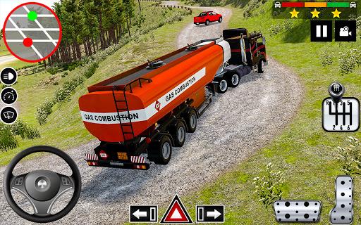 Oil Tanker Truck Driver 3D - Free Truck Games 2020  screenshots 1