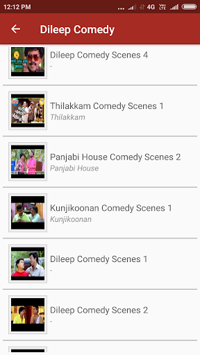 Malayalam Comedy Scenes screenshots 3