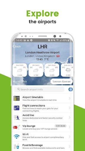 sostravel - For all your travel needs 4.13.9 Screenshots 4